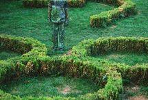 Liu Bolín / ESPECTACULAR  Este hombre, Liu Bolin, se pìnta a si mismo.  No hay trucos de fotografia.  El se pinta de acuerdo con el fondo donde es fotografiado.