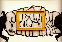 Urban Art / 3D, Stencil, Pencil, Spray-can, Video, LED, etc. Upmost respect for the under tuned, underrated art forms.
