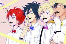 Animes / Alguns animes que vi e não me arependo; recomendo todos que aparecerem na pasta