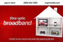Virgin Media / Online