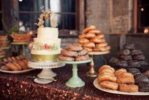 Wedding dessert table inspiration