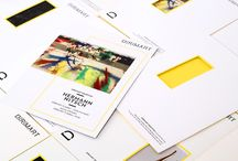 DİRİMART INVITATIONS / Exhibition Invitations design for Dirimart