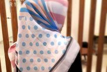 jilbab premium