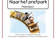 Techniek Pretpark school
