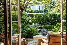 Terrace Courtyard Garden