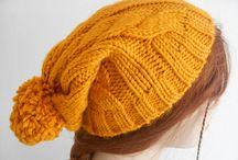 Women Hat Unisex / Handmade