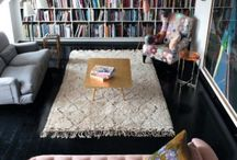 Home Library || Chic Living Clique