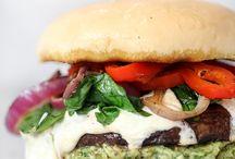 Gourmet Burgers & Sandwiches