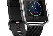 Fitbit Blaze Smart Fitness Watch Black Silver Large / Fitbit Blaze Smart Fitness Watch Black Silver Large  Purchasable At Onebeautybox.com Health Care Personal Care Product Sections