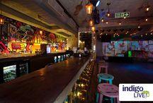 Indigo Live Music Bar - The Venue