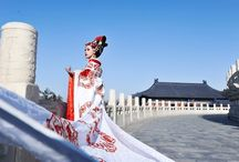 中華 女性