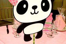 Тема панда
