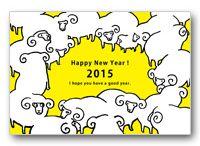 Year card