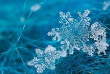 Snowflake / Copos de nieve...
