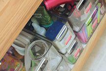 Organize!! / by Kasey Jones