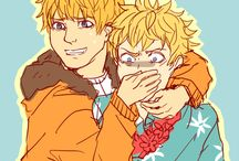 Kenny x Butters