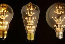 Lights, lamps and bulbs