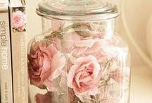 deco quarto em rose gold