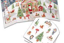 Advent Calendars / by Ann Williams-Maughan
