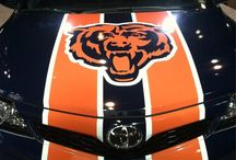 Chicago Bears Cars & Trucks / Chicago Bears Cars & Trucks - Pictures, Ideas, & Fun Products / Merchandise