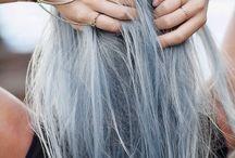 Pastell Haar