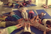 Υοga for the children / kids yoga -preparing kids for a new era