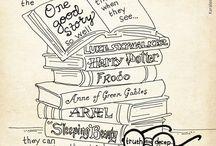 Books / by Susan Chambless