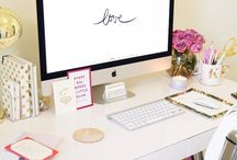 Pretty Office/Desk Inspiration