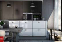 MY DREAM KITCHEN BY INVITA / by Bungalow5