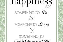 Inspiring Quotations / Inspiring quotations about life, love and being amazing!