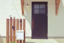 玄関ドア・ホール