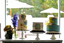 Miami Custom  Baby Showers / by Elegant Temptations Cakes