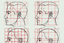 Drawing Faces Guides and Tips
