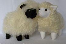nice sheep pattern