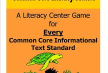 3rd Literacy / by Cadi Hunsaker