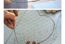 galets en coeur