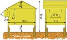 poulailler plans constructions
