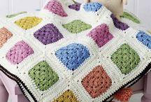 Crochet / Afghan ideas