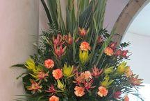 Florals arrangement