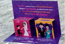 Wedding Cards / Wedding cards can showcase your affection & attention to the person whome you inviting. Shop creative and branded wedding invitation cards online https://www.wikiwed.com/wedding-cards-coimbatore.