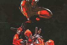 Deadpool / by Jeff Bloom