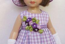 vestuario de muñecas