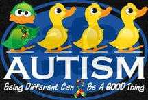 AUTISM AWARENESS / Help make awareness in a global health issue by turning your BLUE light on in the month of April.