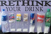 reThink what you Eat & Drink