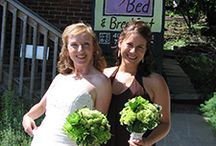 Weddings in Parry Sound / Parry Sound is a wonderful destination wedding - there are a number of venues to suit any size! And 40 Bay Street B&B is often chosen as the wedding party headquarters