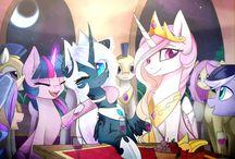 Pony Princesses ♛