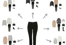 Capsule fashion