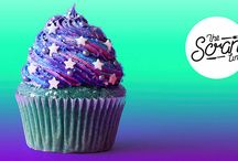 Scran line cupcakes