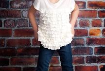Kids Fashion / by Marinnia Harbin