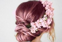 ~ Cool Hair Color, Styles, and Everything Beauty ~ / Hair, hair styles & beauty